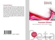 Borítókép a  Yasmeen Ghauri - hoz