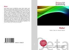 Buchcover von Ruku'