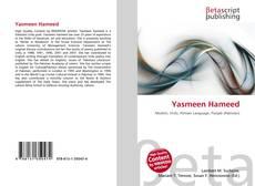Borítókép a  Yasmeen Hameed - hoz
