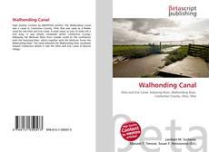 Walhonding Canal的封面