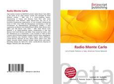 Portada del libro de Radio Monte Carlo