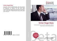 Bookcover of Víctor Hugo Daza