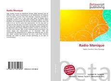 Bookcover of Radio Monique