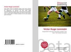 Couverture de Víctor Hugo Lorenzón