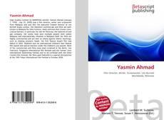 Обложка Yasmin Ahmad