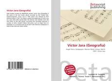 Portada del libro de Víctor Jara (Geografía)