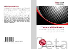 Copertina di Yasmin Alibhai-Brown