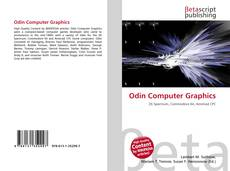 Bookcover of Odin Computer Graphics