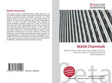 Bookcover of Walid Chammah