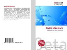 Обложка Radio Maximum