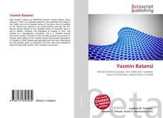 Bookcover of Yasmin Ratansi