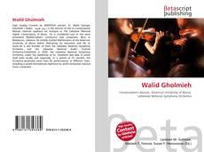 Copertina di Walid Gholmieh