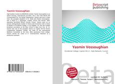 Bookcover of Yasmin Vossoughian