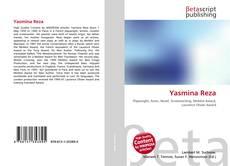 Bookcover of Yasmina Reza
