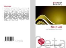Portada del libro de Radon Labs