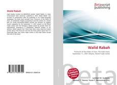 Walid Rabah的封面