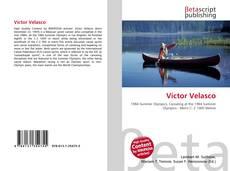 Portada del libro de Víctor Velasco