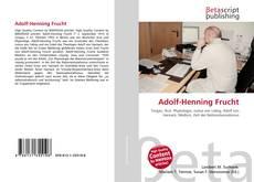 Adolf-Henning Frucht的封面