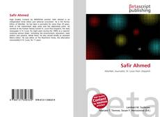 Bookcover of Safir Ahmed