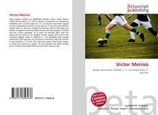 Borítókép a  Víctor Merino - hoz