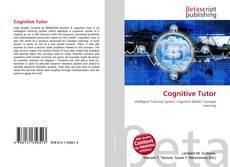 Capa do livro de Cognitive Tutor