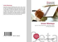 Buchcover von Víctor Montoya