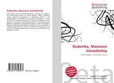 Portada del libro de Radomka, Masovian Voivodeship
