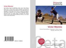 Portada del libro de Víctor Moreno