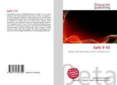 Bookcover of Safir T-15