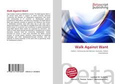 Portada del libro de Walk Against Want