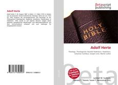 Adolf Herte的封面