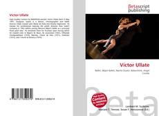 Couverture de Víctor Ullate