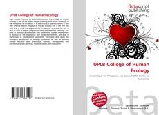 Bookcover of UPLB College of Human Ecology