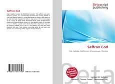 Bookcover of Saffron Cod