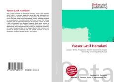 Portada del libro de Yasser Latif Hamdani