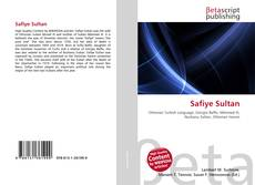 Portada del libro de Safiye Sultan