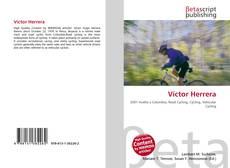 Bookcover of Víctor Herrera