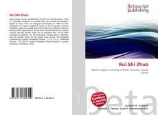 Bookcover of Rui Shi Zhuo