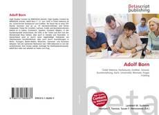 Buchcover von Adolf Born