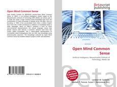 Bookcover of Open Mind Common Sense