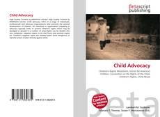 Bookcover of Child Advocacy