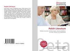Portada del libro de Polish Literature