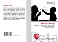 Bookcover of Behavioral Cusp