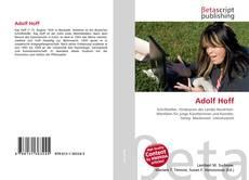 Bookcover of Adolf Hoff