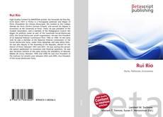 Bookcover of Rui Rio