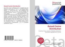 Bookcover of Raised Cosine Distribution