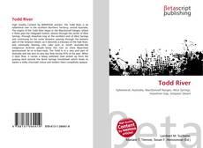 Buchcover von Todd River