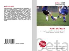 Bookcover of Rami Shaaban