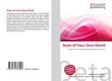 Borítókép a  Ruler of Your Own World - hoz