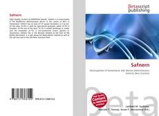 Safnern kitap kapağı